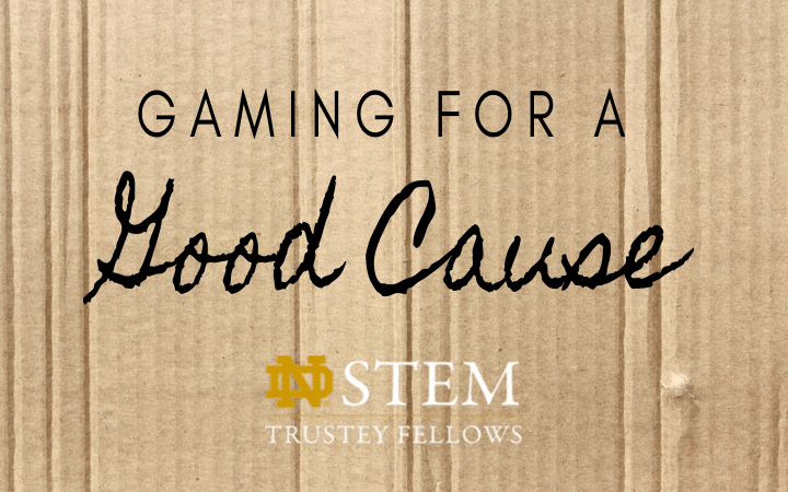 Gaming for a Good Cause - Center for STEM Education Blog