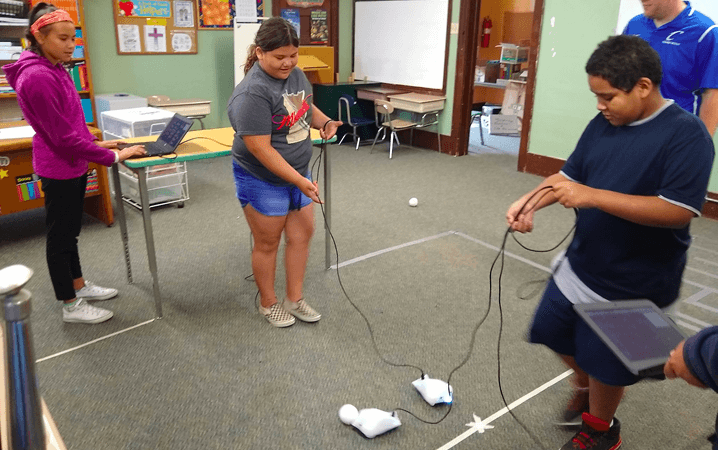Programming Fun into a STEM Summer